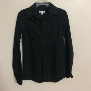 Black Cotton On button down shirt